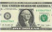 Imagem da moeda Dólar Americano
