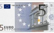Imagem da moeda Euro