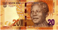 Imagem da moeda Rand